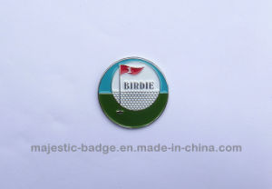Golf Ball Marker (Hz 1001 G030) pictures & photos