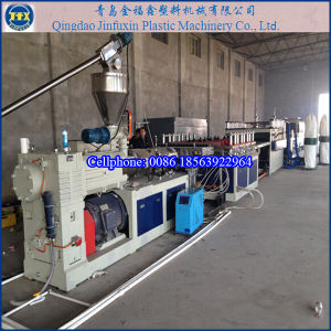 PVC Crust Foam Sheet Extruding Machine pictures & photos