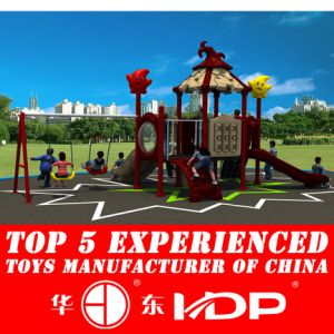 Newest Style Outdoor Playground Equipment for Kids (HD14-016A) pictures & photos