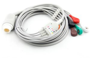 ECG Cables Compatible with Mindray pictures & photos