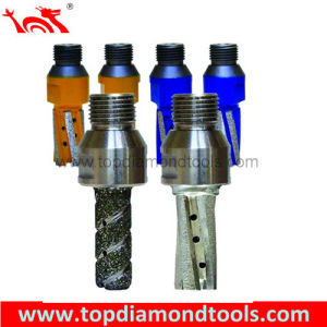 Diamond Finger Bits for Granite, Marble, Engineering Stone pictures & photos