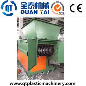 Single Shaft Plastic Film Shredder / Milling Machine pictures & photos