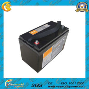 12V 100ah Deep Cycle Battery pictures & photos