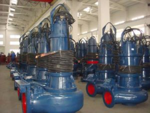 High Effiency Wq Automatic Coupling Submersible Sewage Pump,