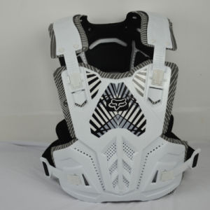 White Motocross Racing Body Armor Spine Chest Protector (MAJ04) pictures & photos