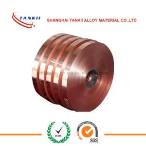 Super Pure Copper Foil Copper Alloy strip 0.075mm*19mm pictures & photos