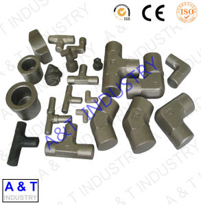 Hot Sale Heat Resistant Alloy Steel Forged, Railway Turned Part pictures & photos