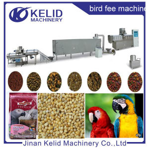 Fully Automatic Industrial Pet Feed Making Machine pictures & photos