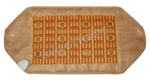 48X79cm Electric Infrared and Anion Jade Stone Heating Mat pictures & photos