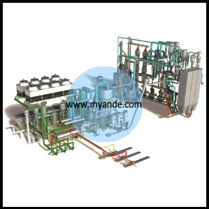 Turnkey Project Soybean Plant with 3D Design pictures & photos