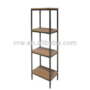 Hot Sale Recycle Elm Shelf Display Furniture pictures & photos