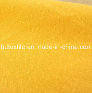 300dx300d 100%Polyester Dobby Plaid Mini Matt Fabric pictures & photos