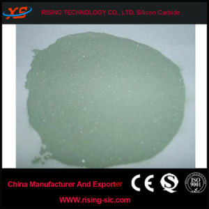 High Purity Green Silicon Carbide Refractory Material