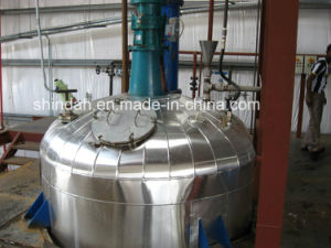2000L Complete Alkyd Resin Plant Resin Reactor pictures & photos