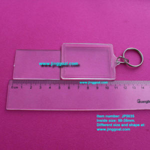 Acrylic Key Ring pictures & photos