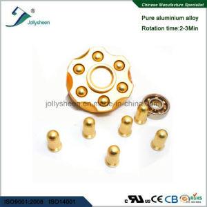 Best Hot Selling Bullet of Alloy Hand Spinner Fidget Spinner Finger Spinner pictures & photos