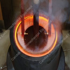 IGBT Electric Heater Induction Heating Furnace Hf Metal Treating Equipment pictures & photos