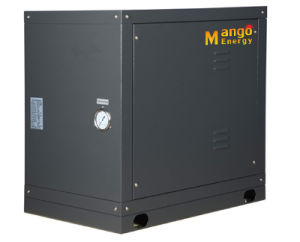 2016 Mini Home & Commercial Use Water Brine to Water/ Ground Source/ Geothermal Heat Pump for Heating Cooling pictures & photos