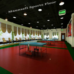 Cheap PVC Flooring for Table Tennis Court pictures & photos