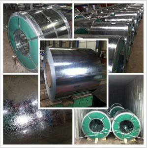 Ss330 Hot Dipped Steel Coil pictures & photos