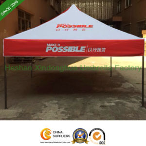 3mx3m Folding Tent Gazebos with Customized Logos for Advertising (FT-B3030S) pictures & photos