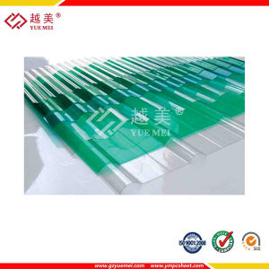 Corrugated Polycarbonate Sheeting Manufacturers pictures & photos
