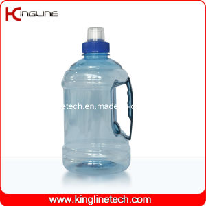 1000ml Plastic Jug Wholesale BPA Free with Lid (KL-8025) pictures & photos