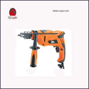 Power 900W Impact Drill for Wood Concret Steel pictures & photos