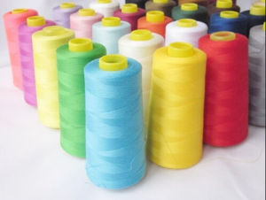 100% Tfo Polyester Yarn (40s/3)