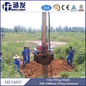 Hf160y Foundation Construction Machinery/Bored Pile Drilling Rig pictures & photos