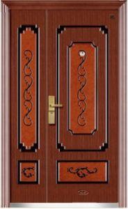 Steel Security Door (HT-M7)
