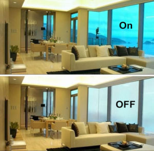 Magic Switchable Smart Glass with High Quality and Competitive Price pictures & photos