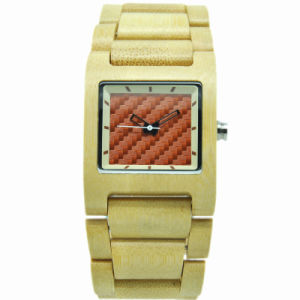 2014 Newest Design Custom Cheap Factory OEM Wrist Watch and Bamboo Watch for Women pictures & photos