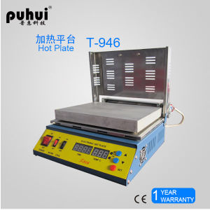 Electronic Rework Station T-946, Hot Preheat Plate, Electric Hot Plate, IR-Preheating Plate pictures & photos