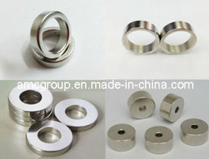 SmCo Permanent Ring Magnets pictures & photos