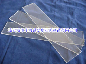 Hkqt Quartz Glass Plate/Quartz Stone Sheet for High Temperature Refractory pictures & photos
