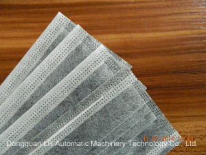 LR01B Disposable Surgical Nonwoven Blank Face Mask Making Machine pictures & photos