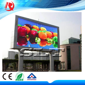 High Brightness Full Color P10 Advertising Display Outdoor 3535 SMD P10 RGB LED Module pictures & photos