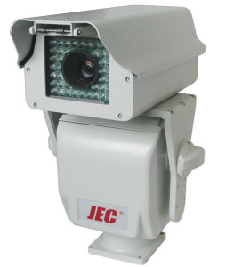Infrared CCTV PTZ Camera with Optional Wiper Blade pictures & photos