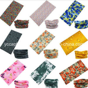 Stretchy Microfibre Multifunctional Bandana pictures & photos
