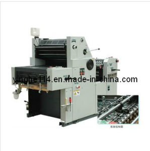 Double Color Offset Press Machine Yh256II pictures & photos