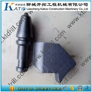 Carbide Tipped Round Shank Cutting Tools for Trenching (C31 C32 C34R C35R) pictures & photos