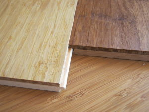 Natural Oiled Bamboo Heating Floor