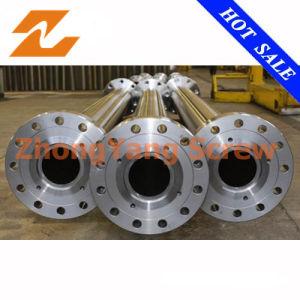 Deft Design Conical Twin Screw Barrels for Plastic pictures & photos