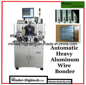 Automatic Heavy Wire Bonder for Aluminum Wire and Copper Wire pictures & photos