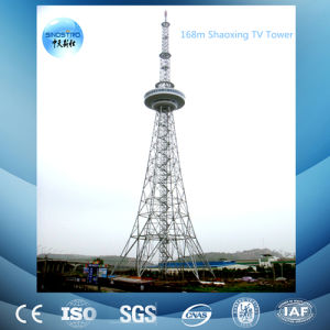China Light Type High Quality Easy Installation TV Tower pictures & photos
