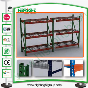 Beam Warehouse Rack/Interlake Pallet Rack with Steel Panel pictures & photos