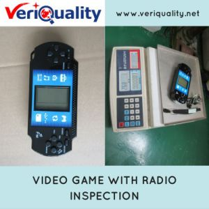 Video Game with Radio Quality Control Inspection Service at Dongguan, Guangdong pictures & photos