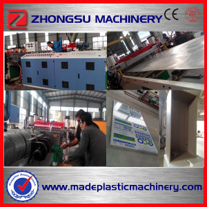 PVC Foam Board Machine Building Material Foaming Machinery pictures & photos