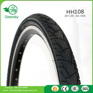 2017 Hot Sale Professiona Custom Solid Rubber Bicycle Tire pictures & photos